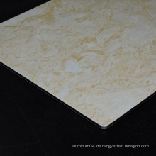 Stein Marmor beschichtet Aluminium Composite Panel Scading