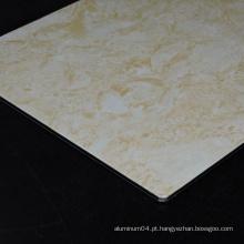 Painel de alumínio revestido em mármore revestido de painel