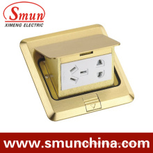 DC-1t/2 Casting Type Pop-up Type Floor Socket Ground Socket