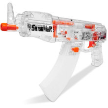 Plastic Toy Real Color Small Water Gun with Cheap Price