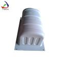 Gabinete de plástico formado por vacío grueso equipo OEM / Shell