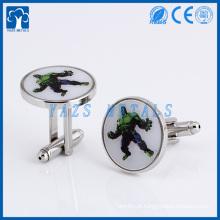 personalizar abotoaduras de metal, abotoaduras personalizadas de logotipo de metal de alta qualidade