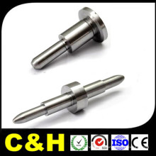 Precise CNC Metal Machining for Titanium Aluminum Machinery Parts