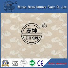 Tela no tejida Spunbond para papel pintado