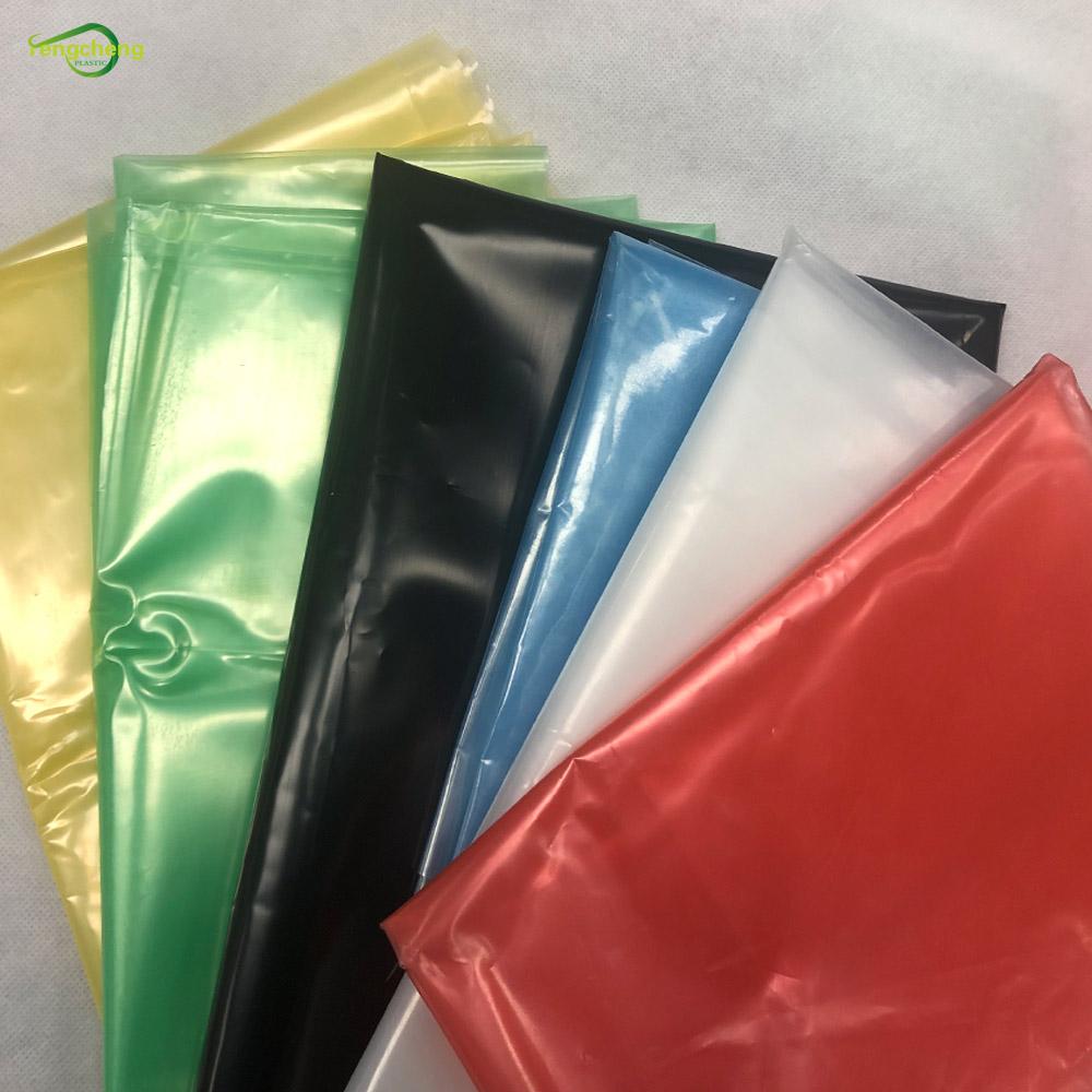 Plastic Film Cover