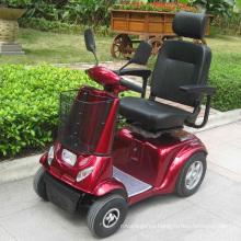 Vehículos eléctricos de cuatro ruedas para discapacitados de 800W con CE (DL24800-3)