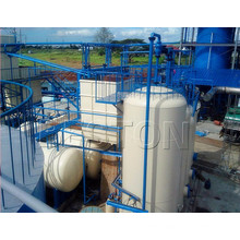 Used Oil Recycling--Professional Manufacturer! Profitable Investment waste Oil Distillation Machine Refinery Plant for Sale