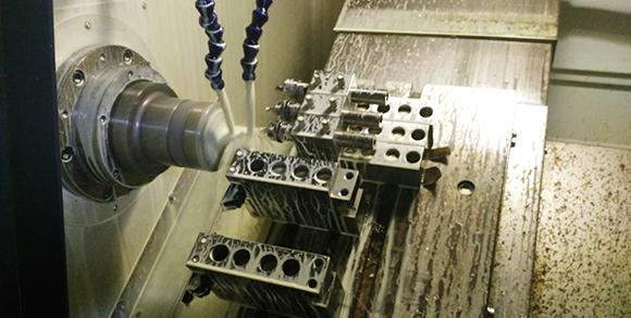cnc machining turning