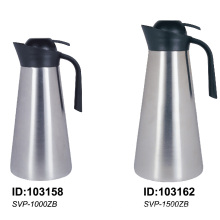 Stainless Steel Vacuum Coffee Thermal Jug /Pot Svp-1000zb