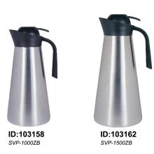 Из нержавеющей стали вакуумные кофе тепловой кувшин /горшок СВП-1000zb