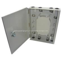 Gabinetes de empacotamento de montagem de parede de fibra compacta de 24 núcleos
