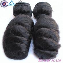Cheveux vierges humains cambodgiens non transformés de haute qualité