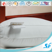 Funda de almohada de escudete de funda de almohada de tela de algodón de fábrica china