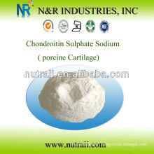 Reliable supplier and high quality Chondroitin Sulphate Sodium (porcine Cartilage)