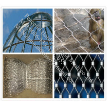 Stainless Steel Aviary Mesh (R-SSW)