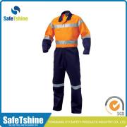 Haute visibilité biocolor vêtements ignifuges Workwear