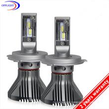 Super Brightest 48W 8f Fanless 9005 9006 LED Headlight Bulbs