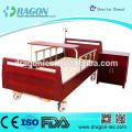 DW-BD188 en bois beaux lits d'hôpital confortables à vendre au Royaume-Uni