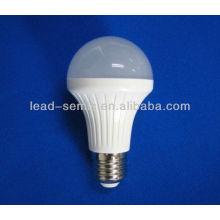 Теплопроводная пластмасса светодиодная лампа в Китае