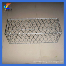 Hot Dipped Galvanized Gabion Wire Mesh (CT-02)