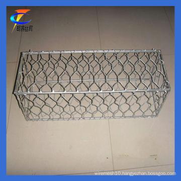 Hot Dipped Galvanized Gabion Wire Mesh (CT-02)