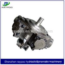 Motor hidráulico de pistón radial de alto torque de baja velocidad