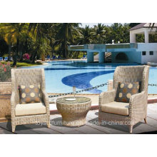Modern Lobby Rattan Chair Hotel Furniture Manufacture (S287)