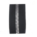 Novo material Metal Corn Teeth Zipper in Roll