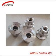 Stainless Steel Kf Vacuum Pipe Fitting Fnpt Threaded Ferrule
