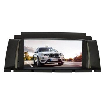 Автомобильный DVD-плеер для BMW X3 E84 GPS-навигация (HL-8827GB)