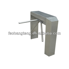 manual automatic bridge tripod turnstile bi direction pass