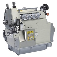 Top and Bottom Feed Cylinder Bed Overlock Sewing Machine