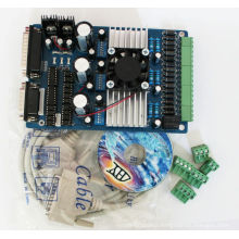 CNC Kit tb6600 stepper motor driver tb6600 3 Axis Driver + 3 x Nema 17 Stepper Motor 48oz-in + parallel cable