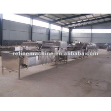 strawberry processing line/hot sale strawberry machine/fruit processing