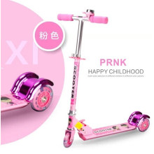 Scooter para niños 2016 con color rosa (BX-3M005)