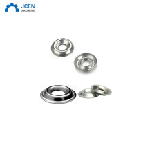 Steel sheet stamped concave cup washer