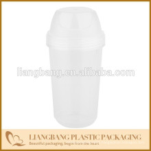 7 oz plastic cup with screw cap