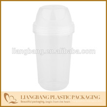 7 oz copo de plástico com tampa de rosca