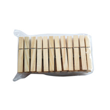 Made In China Hot Quality Low Price Strong Durable Bamboo Clothes Pegs