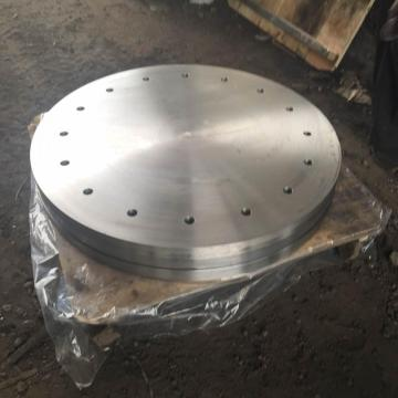 ASME B16.5 Plate Flange Carbon Steel Pipe Flange with Holes