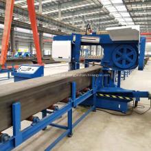 Sierra de cinta horizontal CNC