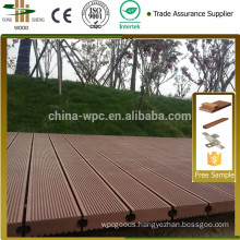 hot sale wpc outdoor decking