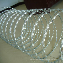 High Quality Galvanized Steel Razor Wire