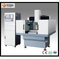 China Molde da máquina de gravura do metal que faz o router do metal do CNC
