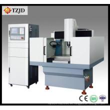 Fresadora de grabado CNC para molde 6060