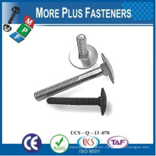 Made in Taiwan Step Bolt Special Step Bolt according to Customer Drawing