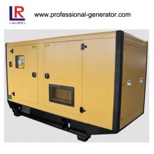 Тихий дизельный генератор мощностью 80 кВт с двигателем Cummins
