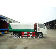 DFAC 4cbm camión de basura sellado