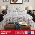 40S 200TC Printed Sheet Set for Hotel/Home Use