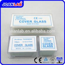 JOAN Laboratory Microscope Slide Cover Glass